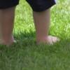 Keine Wadenwickel bei Kleinkindern anwenden