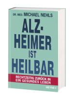 """Buchcover """"Alzheimer ist heilbar"""""""